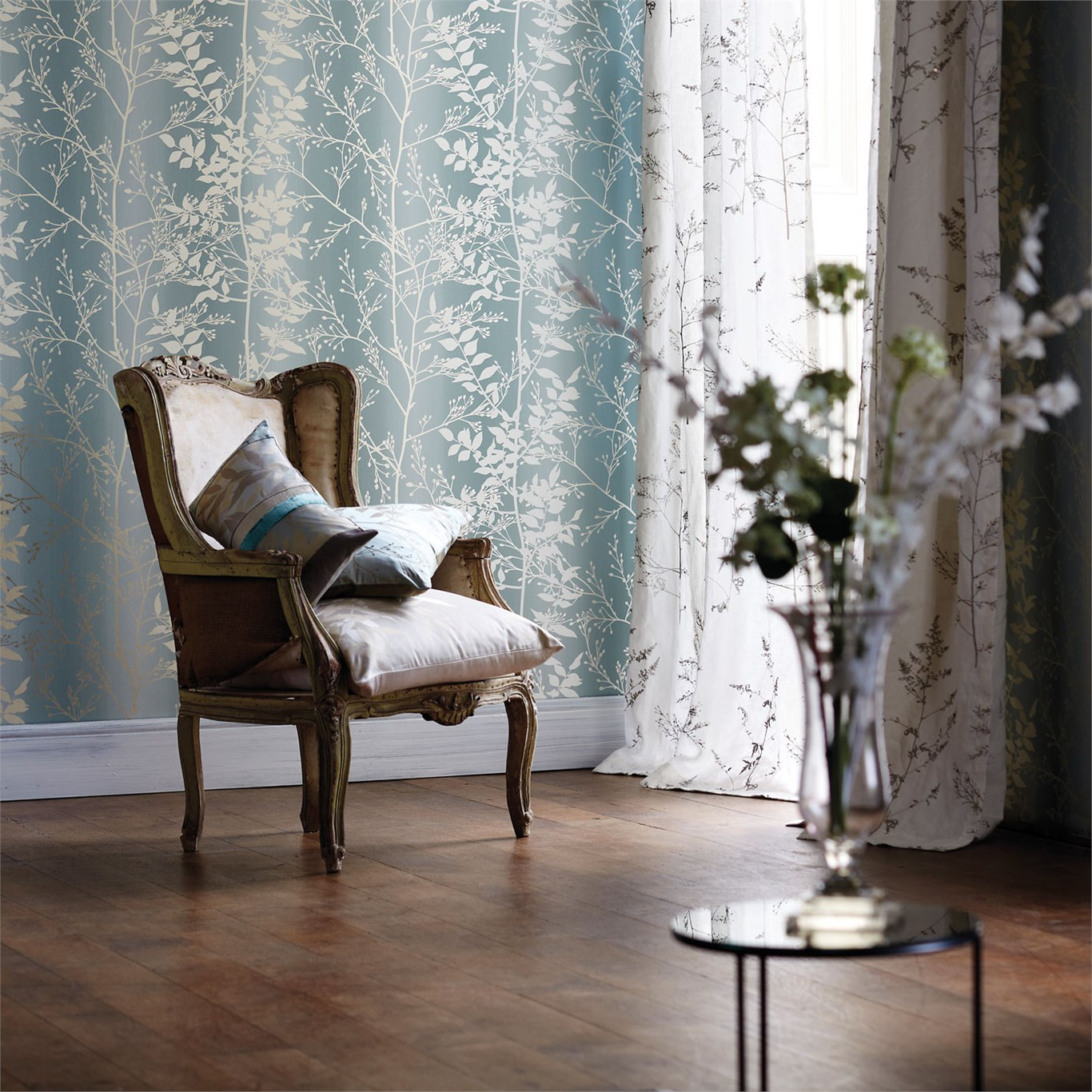 New Statement Wallpapers From Harlequin